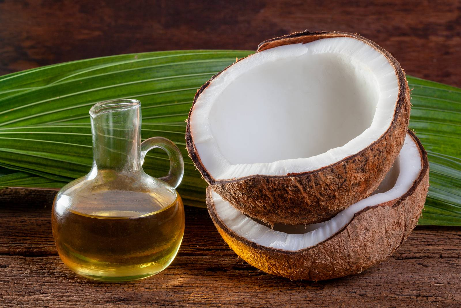 Kokosový olej, Kokos, Kokosová masáž