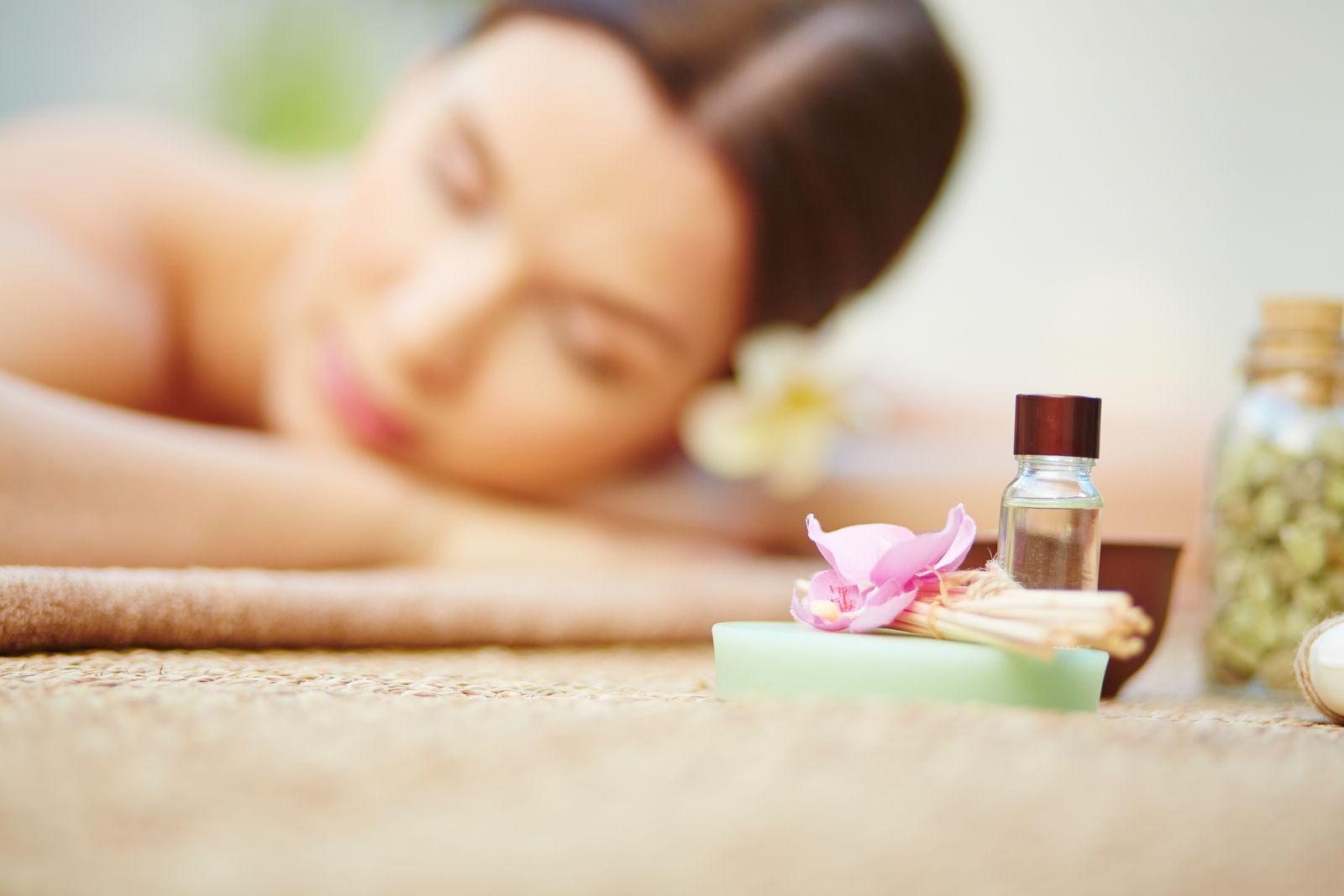Aromaterapia, Olejová masáž, Relax, Oddych